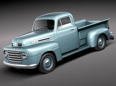 The first F-Series truck (known as the Ford Bonus-Built) was introduced in 1948 as a replacement for the previous car-based pickup line