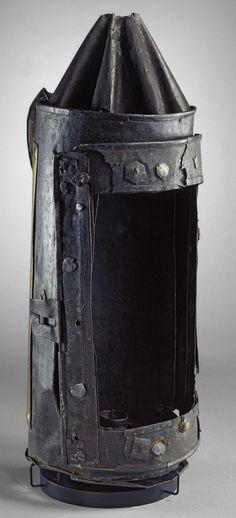 Original Guy Fawkes' Lantern, 1605