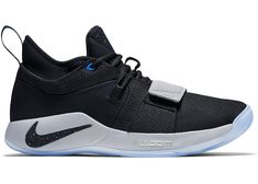 Buy and sell authentic Nike PG Black Photo Blue shoes and thousands of other Nike sneakers with price data and release dates. Zapatillas Nike Basketball, Adidas Basketball Shoes, Basketball Floor, Blue Shoes, New Shoes, Basketball Shorts Girls, Photo Blue, Running Shoes For Men, Nike Free