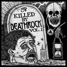 Killed by Deathrock, Vol. 1 – Sacred Bones Records
