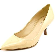 Delman Reese Women US 9 Nude Heels * Click the image to visit the website