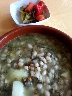 Potaje de hinojos (Granada)