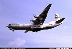 Douglas C-133A Cargomaster. This thing was loud!