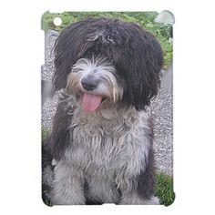 Hlle Lucky niedlicher Hund Etui Frs iPad Mini