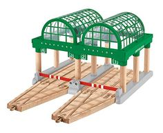 Fisher-Price Thomas the Train Wooden Railway Knapford Station #deals