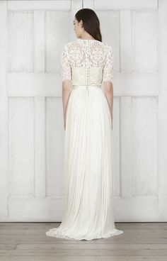 Catherine Deane wedding separates collection. Dasha and Anika back #wedding #separates