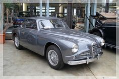 Alfa Romeo 1900 C Sprint Touring Superleggera, 51