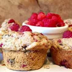 5 easy recipes to make with lean proteins - five forks No Bake Desserts, Healthy Desserts, Dessert Recipes, Scones, Cooking Time, Cooking Recipes, Easy Recipes, Muffin Bread, Gluten Free Muffins