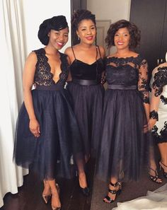 Black Prom Dress,Tulle Prom Dress,Fashion Bridesmaid Dress,Sexy Party Dress, New Style Evening Dress