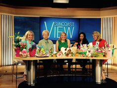 Petrendologist Charlotte Reed talks to the ladies on My Suncoast View about having a safe and enjoyable Easter by including your pets in Easter Celebrations.