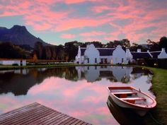 Venue - Holden Manz Country House in Franschhoek, Western Cape South African Wine, South African Weddings, South Africa Holidays, Cape Dutch, Hotels, African Safari, Africa Travel, Hotel Reviews, Trip Advisor