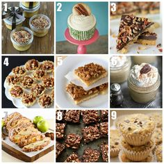 Easy Pecan Dessert Recipes