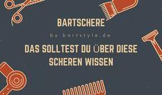 Bartschere – Das solltest Du über diese Scheren wissen • BartStyle.de