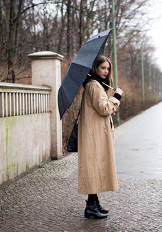 Let it Rain - Man Repeller