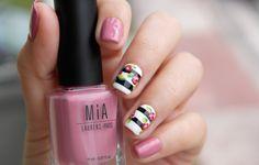 MIA | Tutorial manicura de San Valentín http://laurens-cosmetics.com/