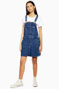 265db78772a3 Womens Dungarees By Tommy Jeans - Blue