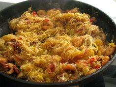 Thajské krevety (garnáty) Meat, Ethnic Recipes, Food, Essen, Meals, Yemek, Eten