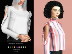 Sims 4 CC's - The Best: Creations by Serenity-CC