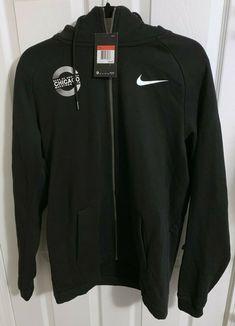 20f970bd400243 Nike Men s Chicago Marathon 2018 Full Zip Hoodie NEW 932333 010 Black Size  Large  Nike  Hoodie