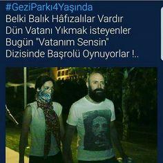 #VatanımSensin #Gezi #GeziParkı #Vatan #VatanHainleri