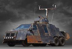 Storm-Chaser-Vehicle tornado intercept vehicle (tiv)