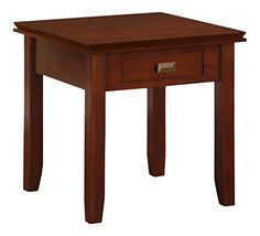 Foremost Edh10225 Fmd Sheridan End Table Walnut Click Image Twice For More Info See A Larger Selection Of Living Room Tables At Http Zcoff