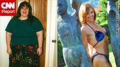 "From fat to gym rat, woman loses 200 pounds // Minus the ""calories in versus calories out"" comment, it looks like she focused on a paleo-centric approach by cutting out sugars and carbs from her diet and adding muscle. Whether you do 4-5 small meals or 3 larger meals, they should be heavily focused on real foods with an emphasis on protein. I wouldn't worry so much about calories in vs out, but instead make sure you reach a point of satiety with your meals rather than feeling stuffed."
