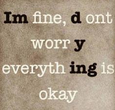 Beneath everything