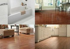 Home Depot has the best flooring options for every room in your house!