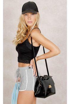 Bolsa Melissa Pupila + Vitorino Campos Fashion Closet - fashioncloset