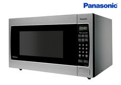 Whether you're making herbed stuff turkey or ratatouille, holiday cooking just got easier and faster with Panasonic's microwave. Our inverter technology cooks food evenly and faster at lower settings, without sacrificing flavor or nutritional value.