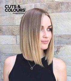 Stijl Haar Inspo | Halflang haar | CUTS & COLOURS