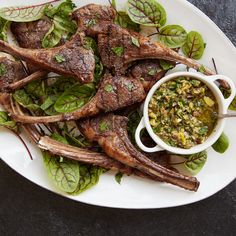 The 22-Minute Lamb Chop Feast to Make for Father's Day