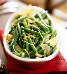 Lemony Green Beans   Midwest Living