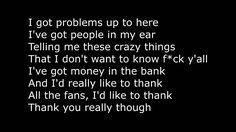 Glamorous ft Ludacris Fergie Lyrics FERGIE Glamorous feat. Ludacris If you ain't got no money take your broke ass home You say: If you ain't got no money tak...