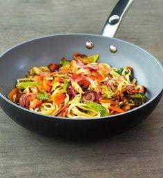 Wok, Sushi, Vegan, Ethnic Recipes, Vietnam, Kitchen, Asia, Cooking, Kitchens
