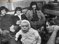 Is this the Manson family or just the Gunderson's hanging out?
