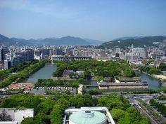 Hiroshima and Miyajima (1000 Places) - Hiroshima, Hiroshima, Chūgoku, Japan
