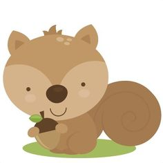 cute woodland creatures - Google Search