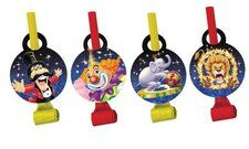 Circus Party Blowout Party Favors
