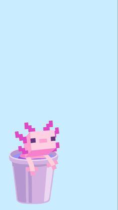 Minecraft iPhone wallpaper cute