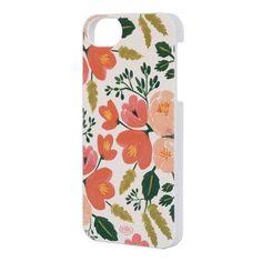 Botanical iPhone Case.