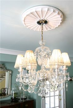 instead of the ceiling fan, i want a hanging light