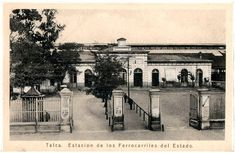 Estación de Talca Bolivia, Chile, Painting, Art, Old Pictures, Places To Visit, Scenery, Cute, Fotografia