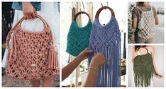 Straw Bag, Tote Bag, Handmade, Collar, Ideas Para, Angel, Google, Fashion, How To Make Bags
