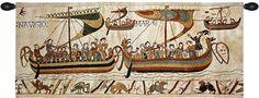Bayeux - Navigio Ancient Art Wall Tapestry