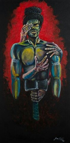 SHANGO The Works Of FemiolART love it!