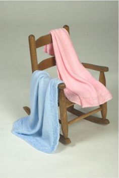 Dreamland Knit Baby Blanket
