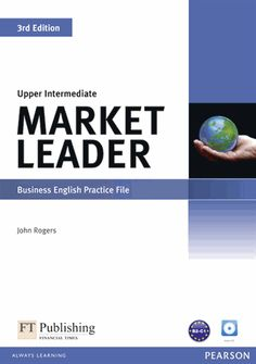 MARKET LEADER BUSINESS ENGLISH PRACTICE FILE UPPER INTERMEDIATE. This book reflects the fast changing world of business with 100% updated material from authentic business sources. Covering topics such as job satisfaction, international marketing and mergers and acquisitions, each unit has a new case study with opinions from successful consultants who work in the real world of business. Ref. number(s): ENG-567 (book) - ENG-223 (audio).