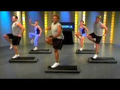Step Up workout Walking Exercise, Walking Workouts, Step Up Workout, Step Aerobics, Denise Austin, Get In Shape, Physique, Healthy Living, Health Fitness